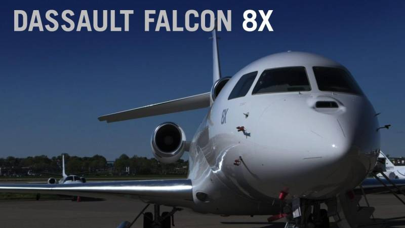 How Dassault Set the SMO-TEB Coast-to-Coast Record with a Falcon 8X