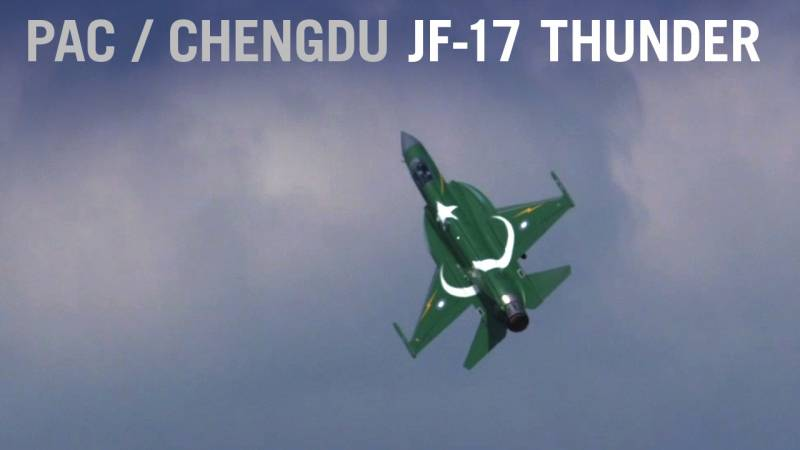 PAC/Chengdu JF-17 Thunder Displays Maneuvers at Paris Air Show (Display 1)