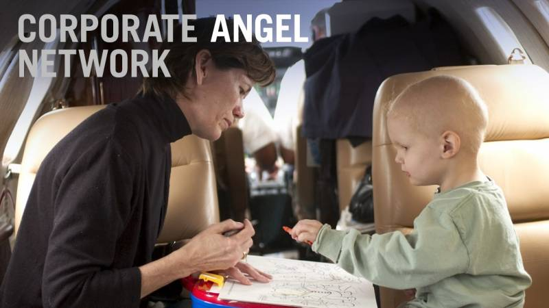 How the Corporate Angel Network Uses Business Aviation to Help Cancer Patients - AIN