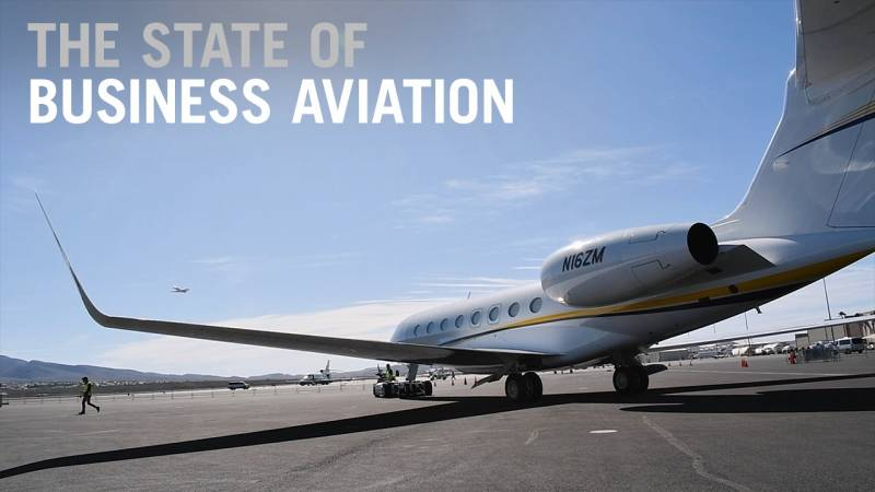 Taking the Pulse of Business Aviation at the 2019 NBAA Show - AIN