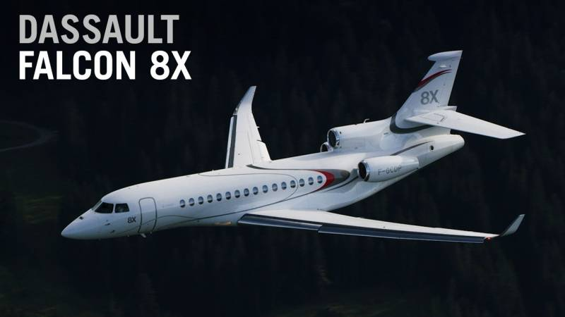 How short landing performance takes Dassault's new Falcon places other business jets can't reach - AIN