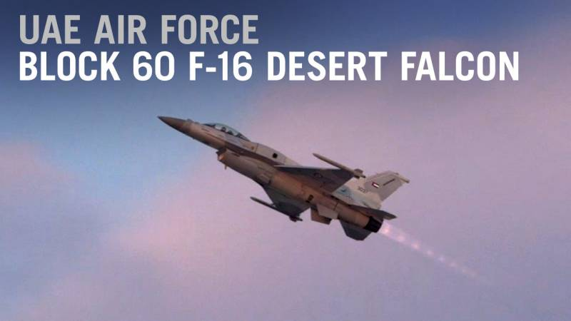 UAE Block 60 F-16 Desert Falcon Engages its Afterburner over Dubai - AIN