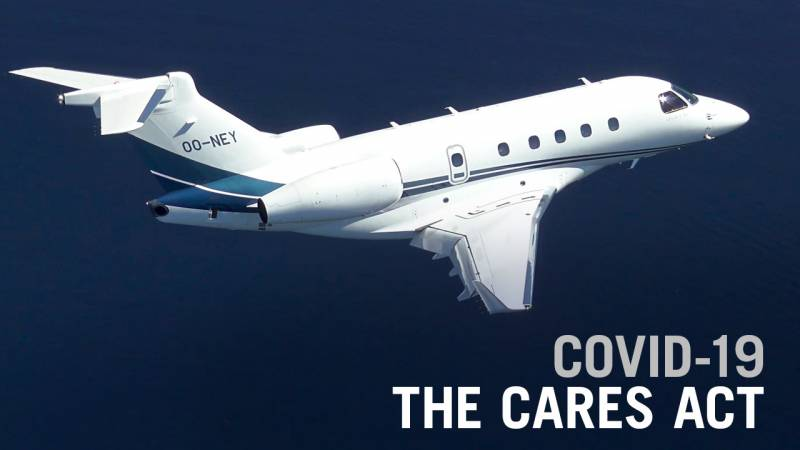 Will Government Help Business Aviation Survive Covid-19? - AIN