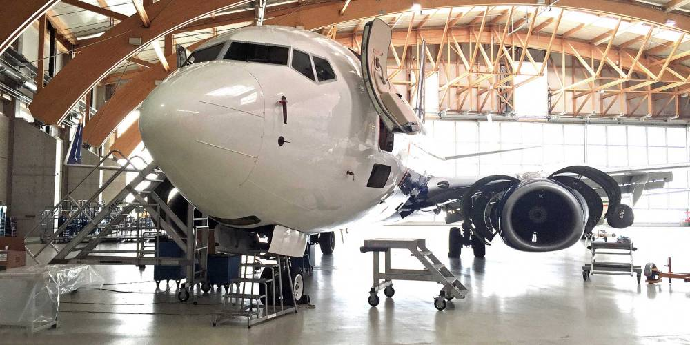 aircraft maintainence A master in aircraft maintenance is a degree that is offered to those students who seek to enter the aviation industry, specifically the civil aviation sector this goes for all commercial and personal airlines.