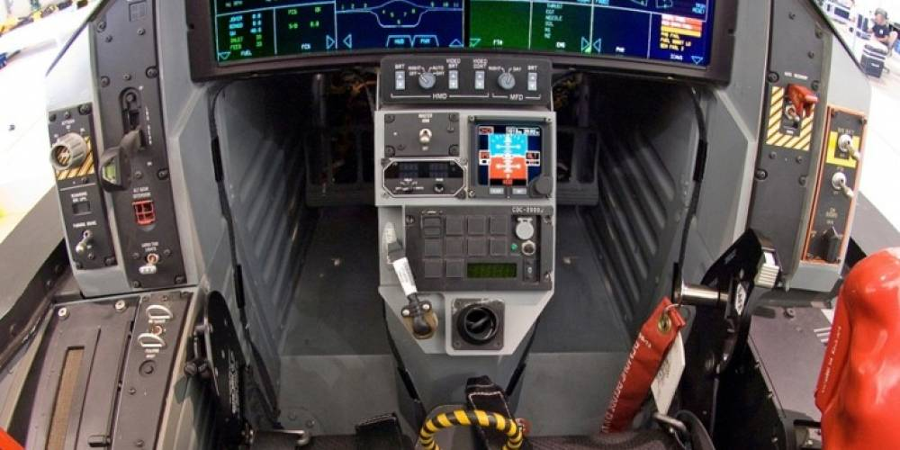 Elbit Awarded Contract To Develop F-35 Display Replacement ...