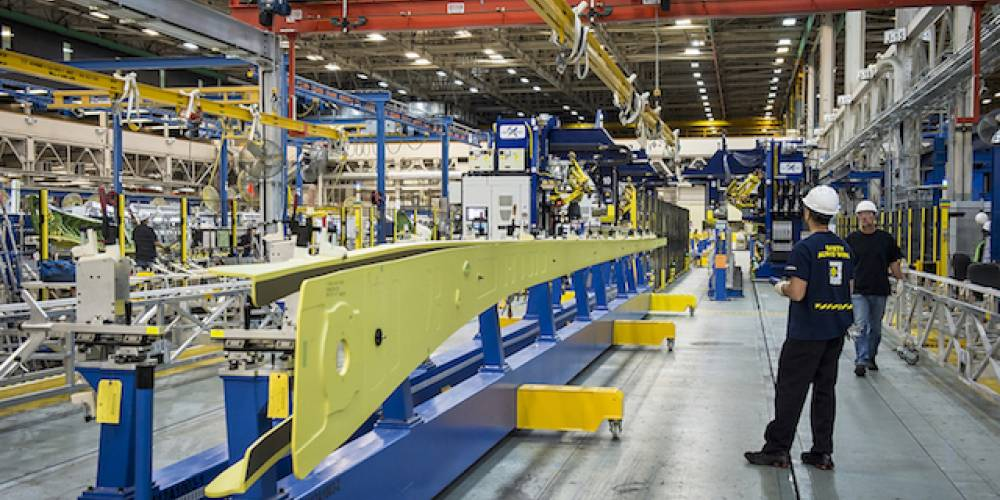 Boeing Starts Production Of 737 Max 7 Air Transport News