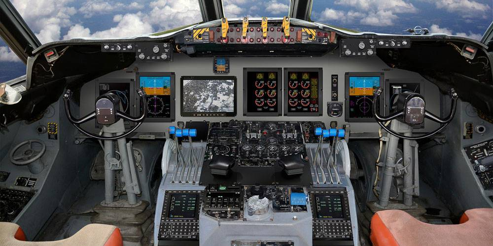 Rockwell Collins Updating Hellenic P-3 Cockpits | Defense ...