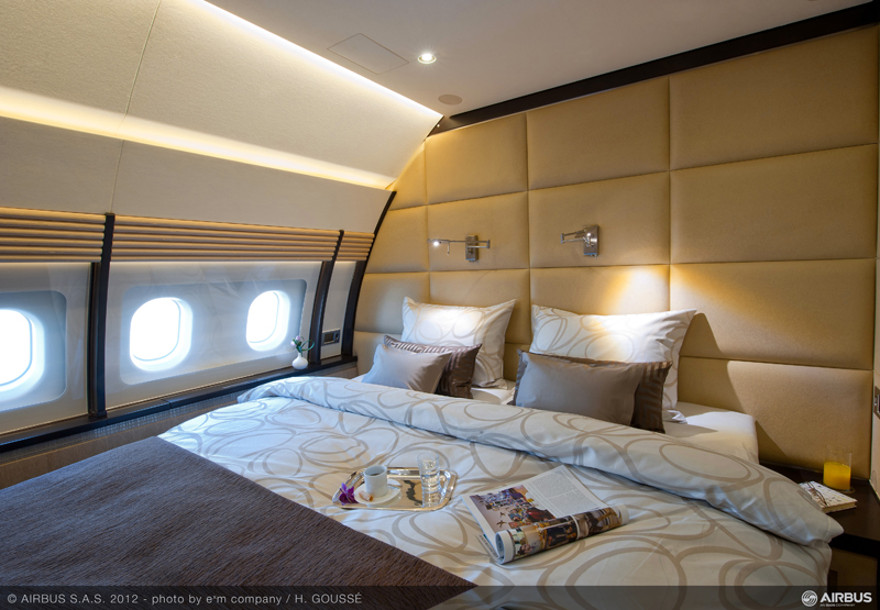 Airbus Corporate Jet Centre Completes Eleventh Acj319 Interior Business Aviation News