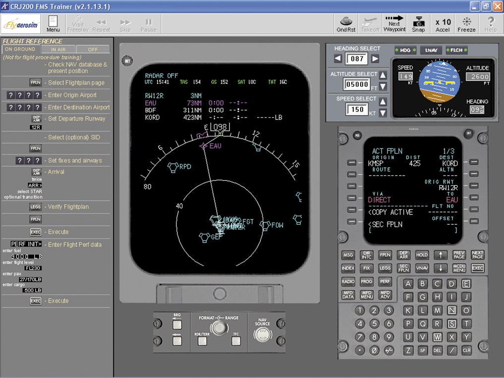 Avionics training software now offered direct to pilots business avionics training software now offered direct to pilots fandeluxe Image collections