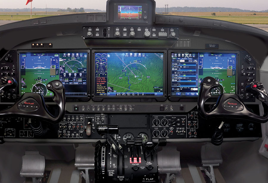 Rockwell Collins Unveils New Enhanced Vision System
