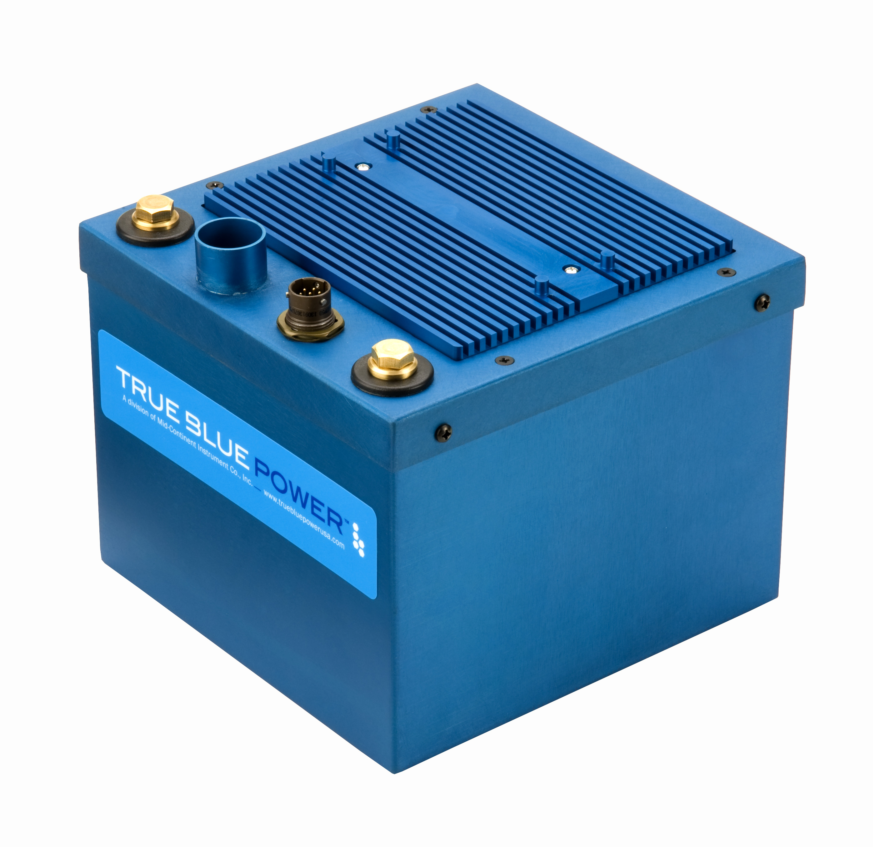 lithium ion main ship batteries are new true blue power product line