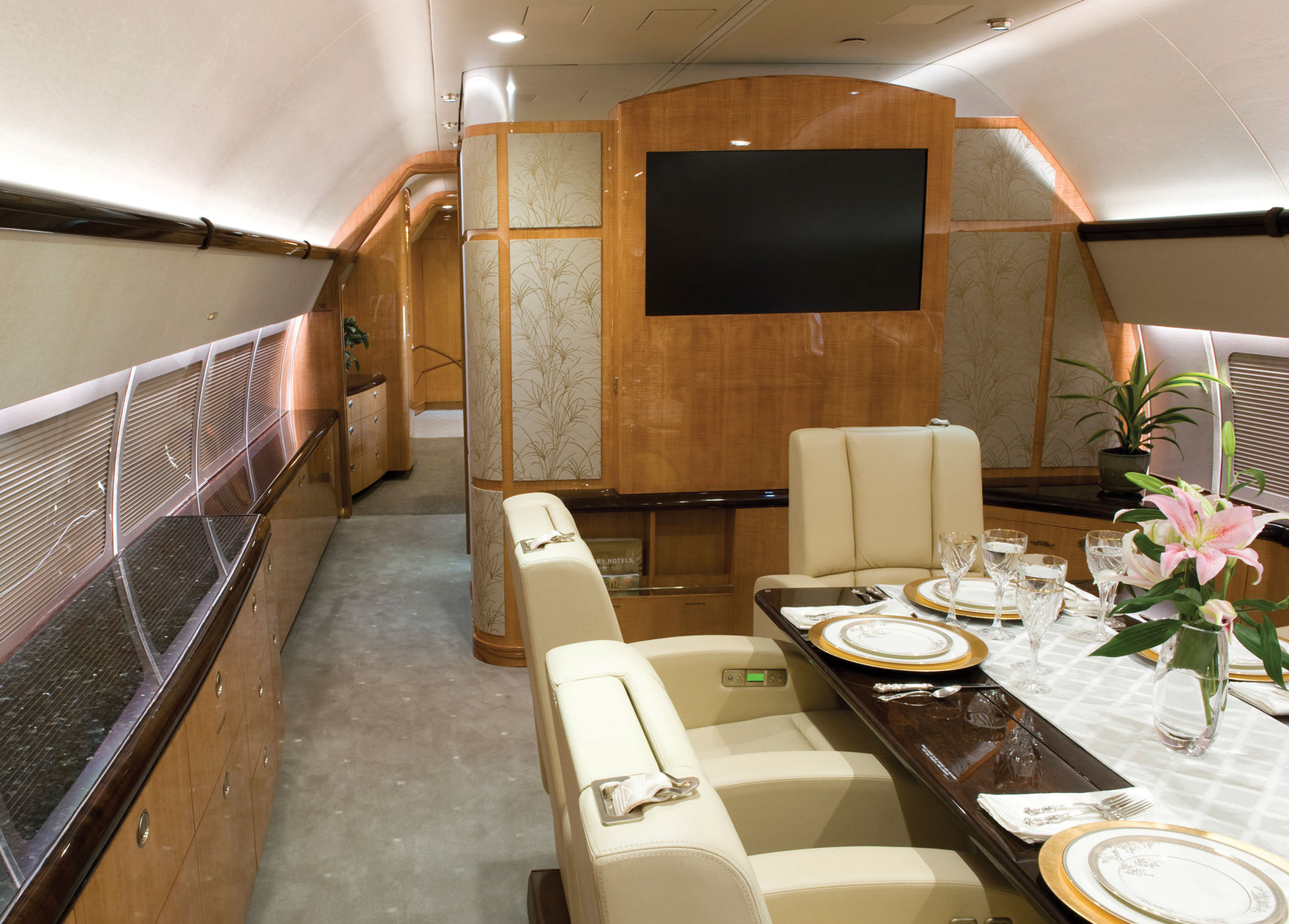 Emteq Casts New Light On Private Aircraft Cabins Business Aviation News Aviation
