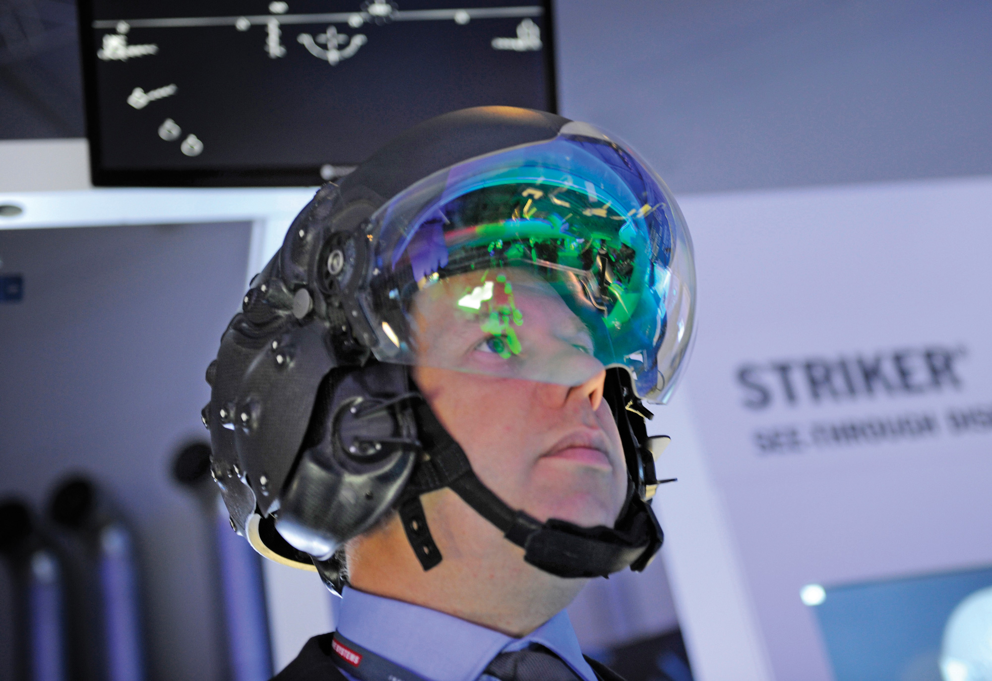 Bae Systems Reveals New Combat Helmet And Lite Huds