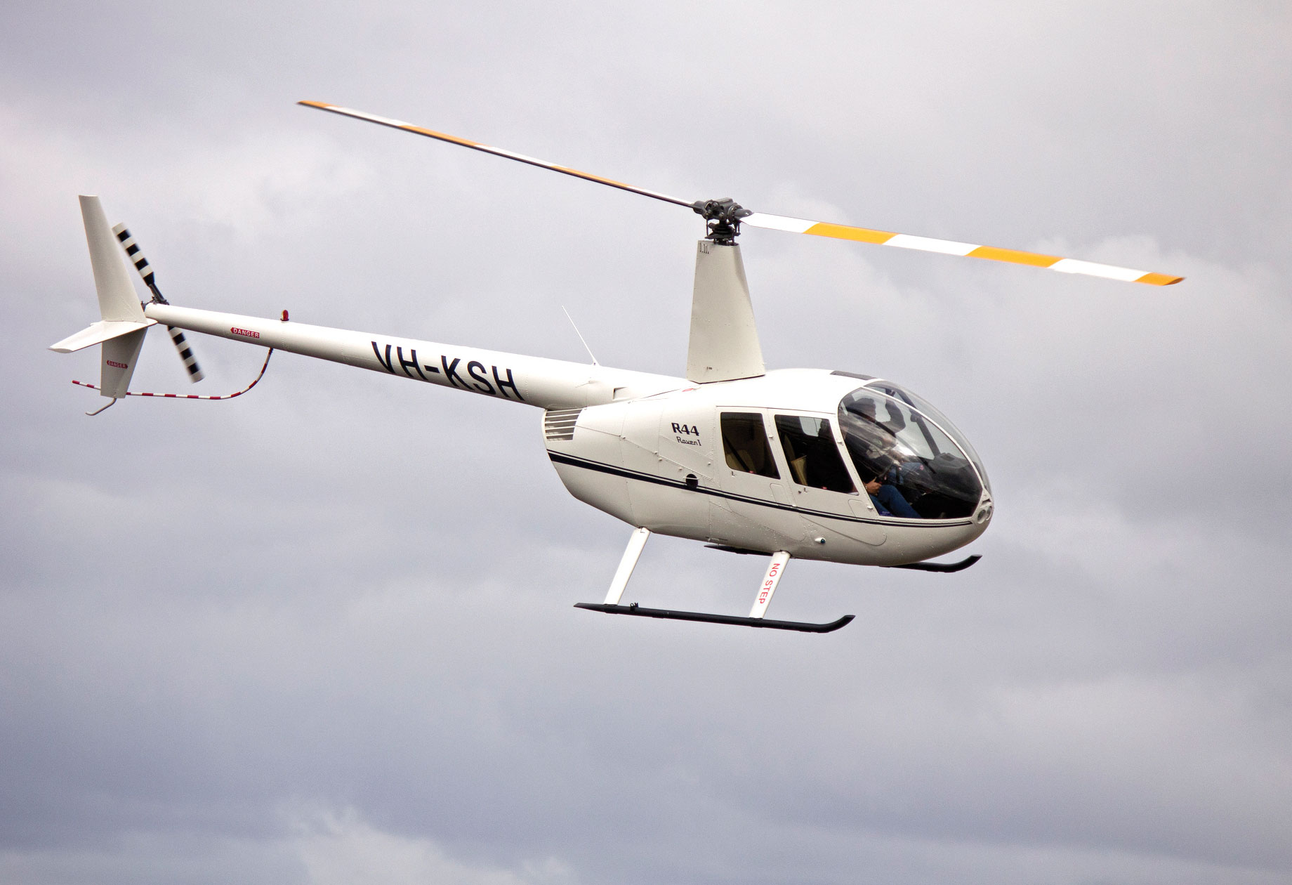 Genesys Helicopter Stability Augmentation System Approved