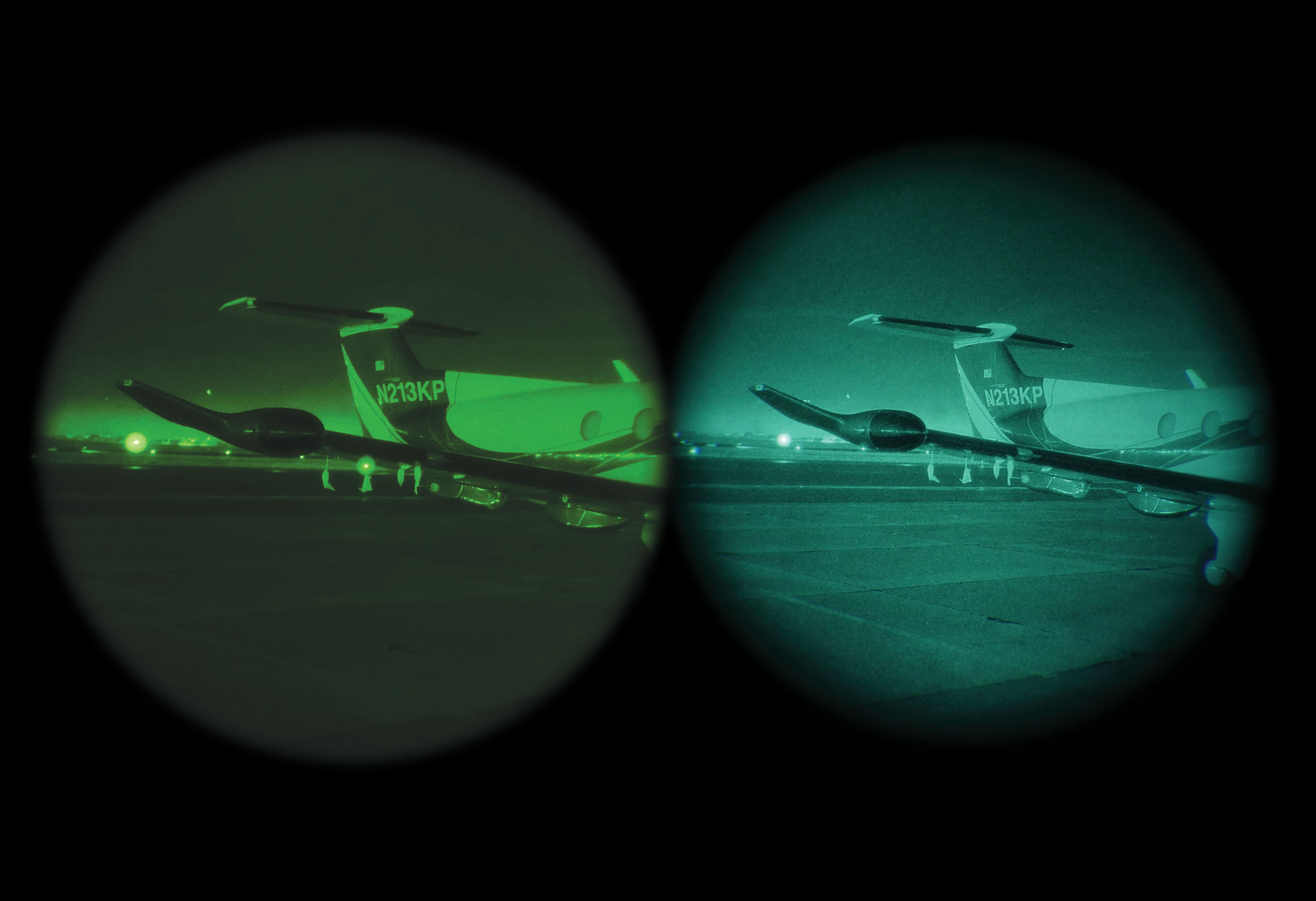 White Phosphor Nvgs Now Available For Civil Aviation