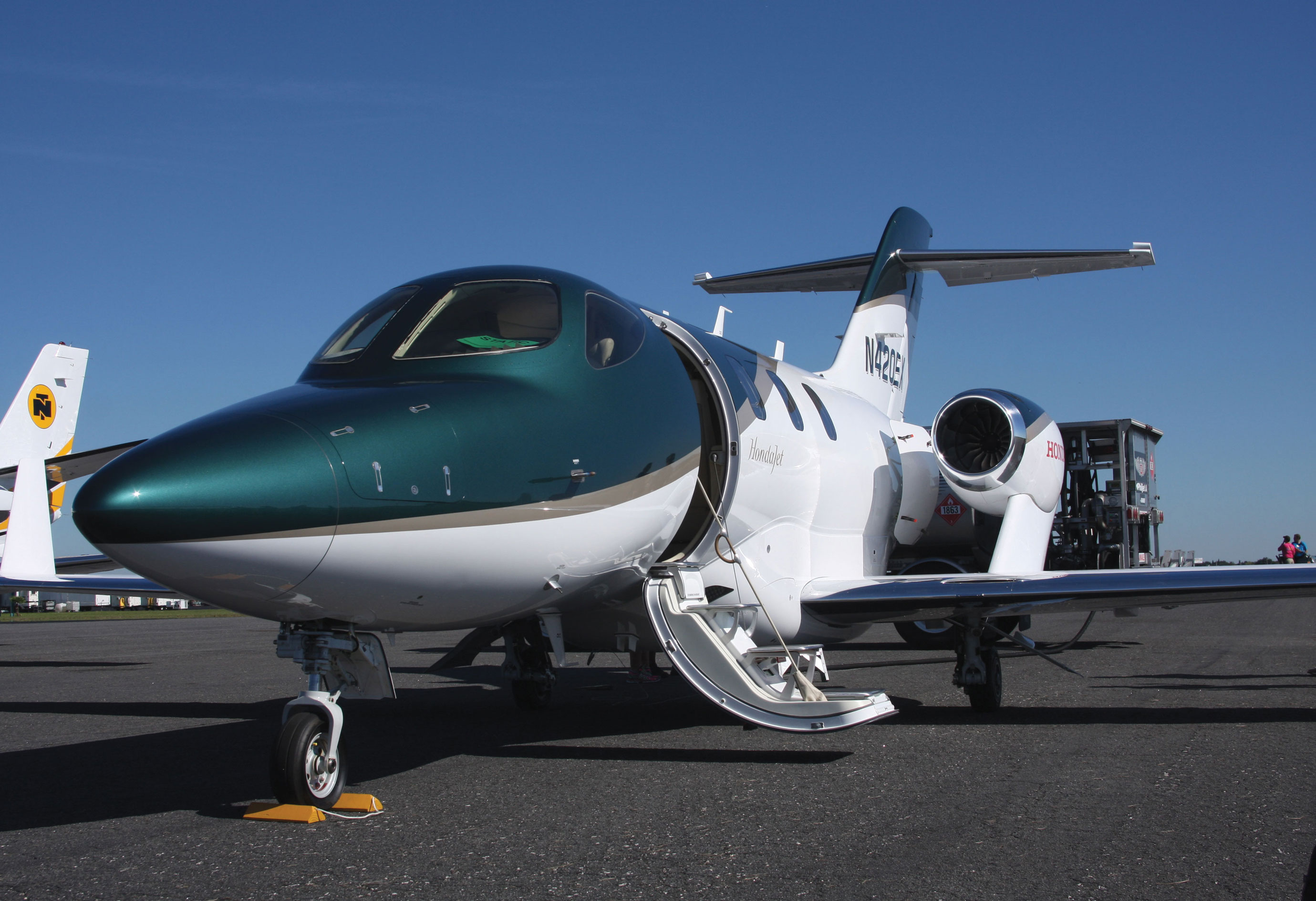 Honda aircraft gears up for hondajet entry into service for How much is a honda jet