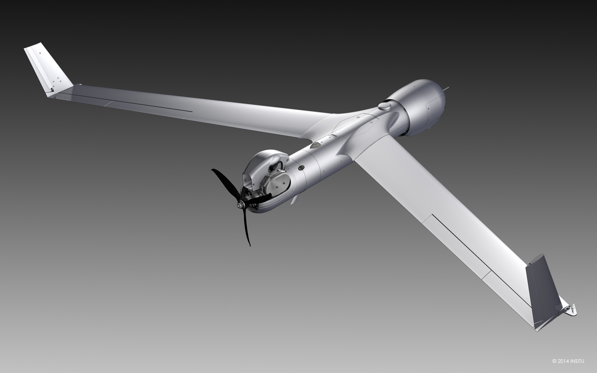 insitu unveils scaneagle 2 with more payload options defense