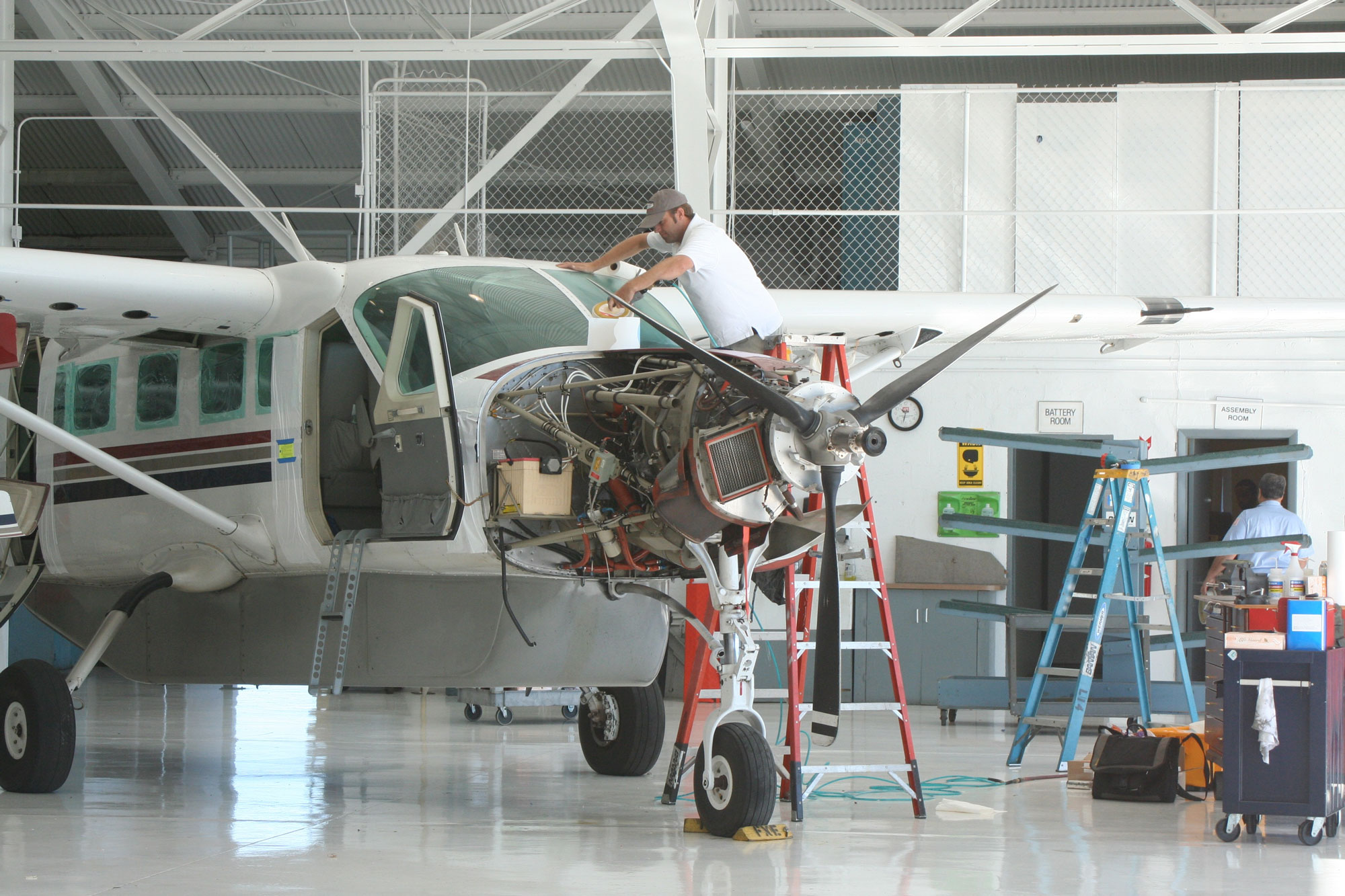 Aircraft Maintenance, Repair, & Overhaul Industry in North ...