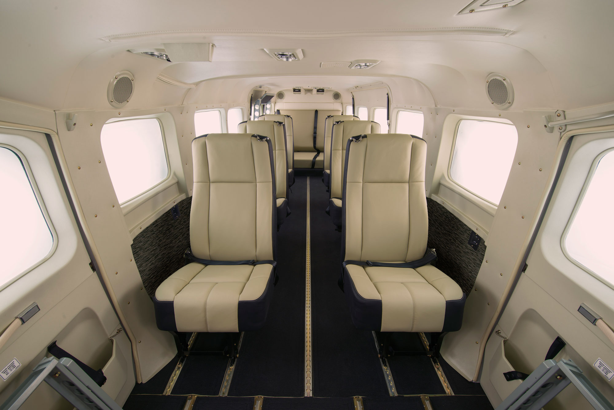 cessna 208 interior images galleries with a bite. Black Bedroom Furniture Sets. Home Design Ideas