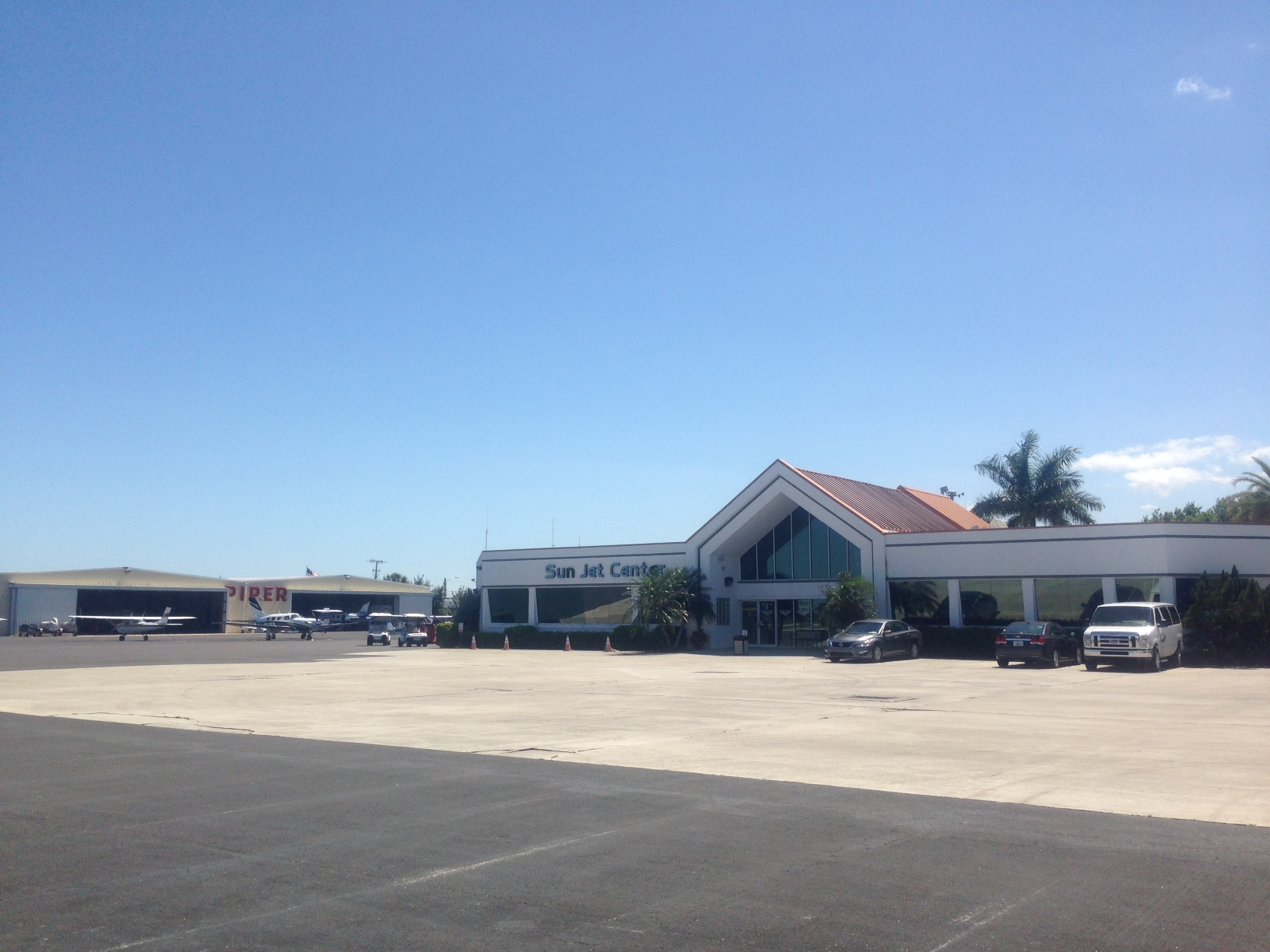 Sun Aviation Has Acquired Vero Beach Avionics And Integrated The Two Companies Activities