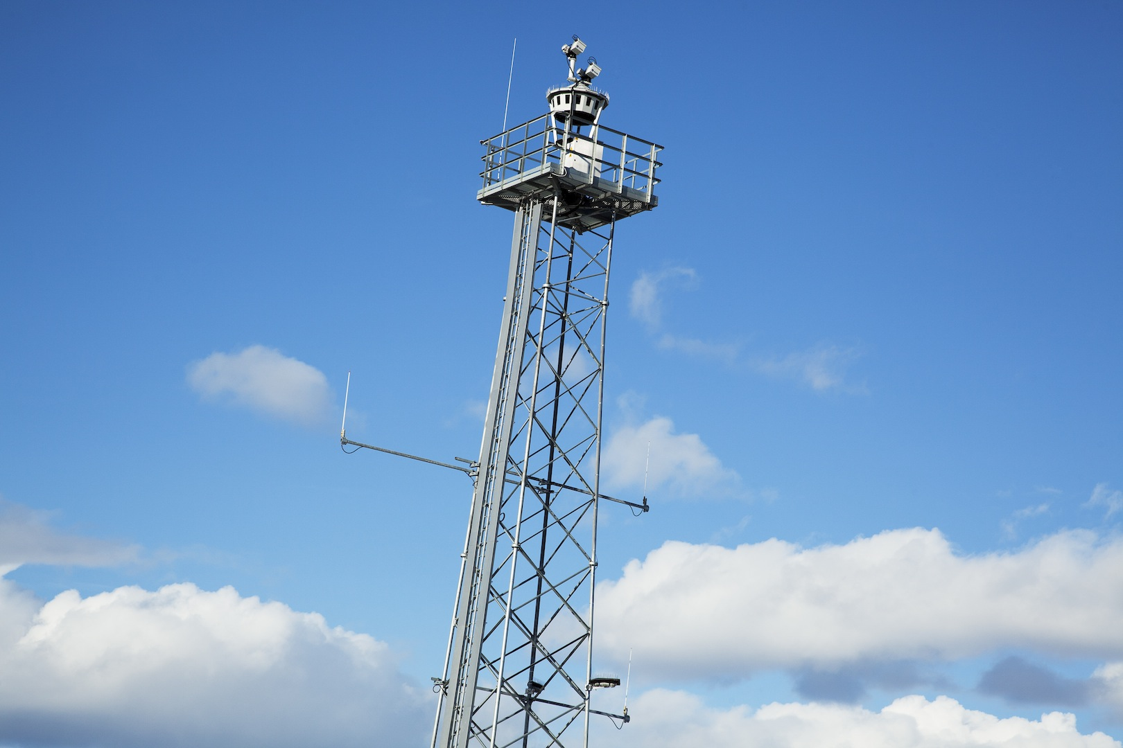 Sweden S Lfv Inaugurates First Remote Tower Operations