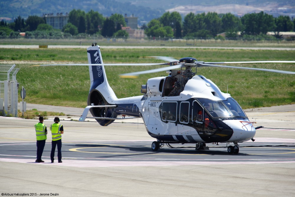 helicopter fenestron with Airbus Helicopters Gears Flight Testing New H160 Medium Twin on Eurocopter As 365 Dauphin 2 in addition Eurocopter EC130 Ecureuil Single Engine Light Helicopter in addition Airbus Helicopters Gears Flight Testing New H160 Medium Twin additionally Revell 04948 H145M LUH KSK moreover AS350 Gallery.