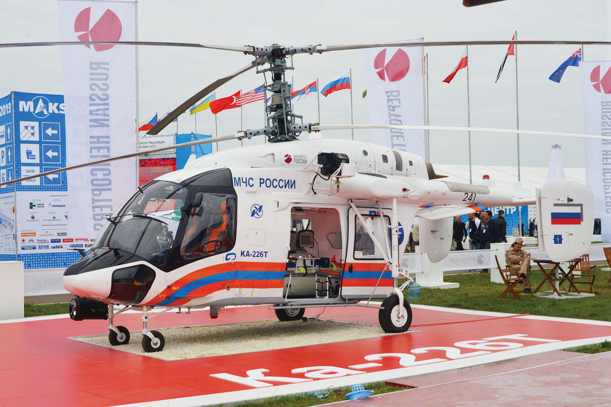 France-based Companies Win and Lose in Big Indian Helo Contest