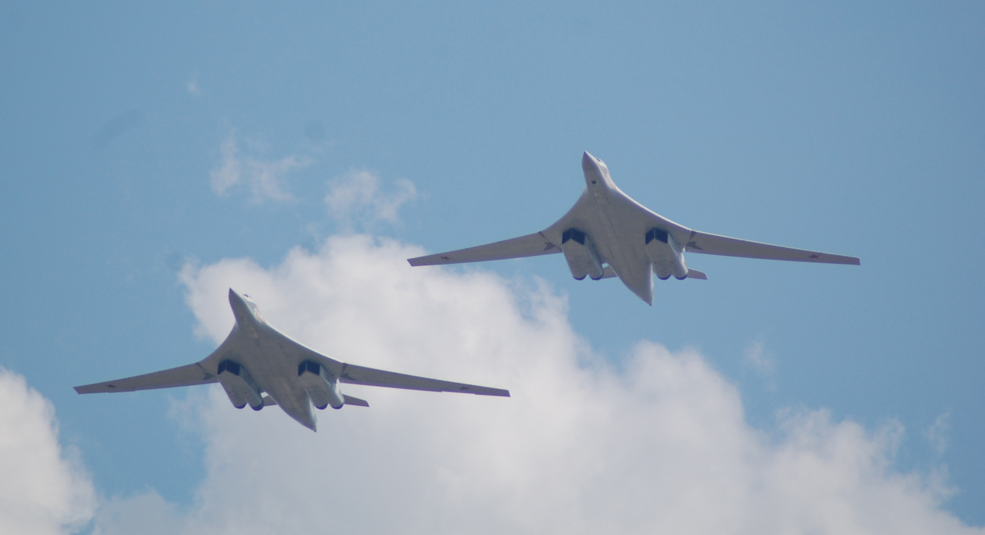 Russia Confirms More Tu 160 Bombers Defense News