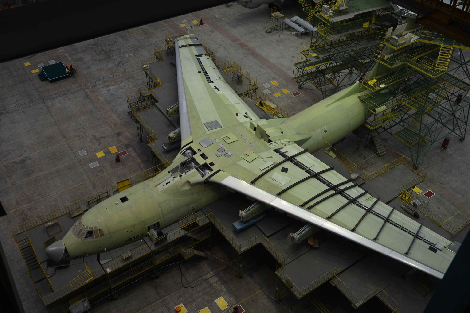 Russian Air Force Looks Forward To First Il 76md 90