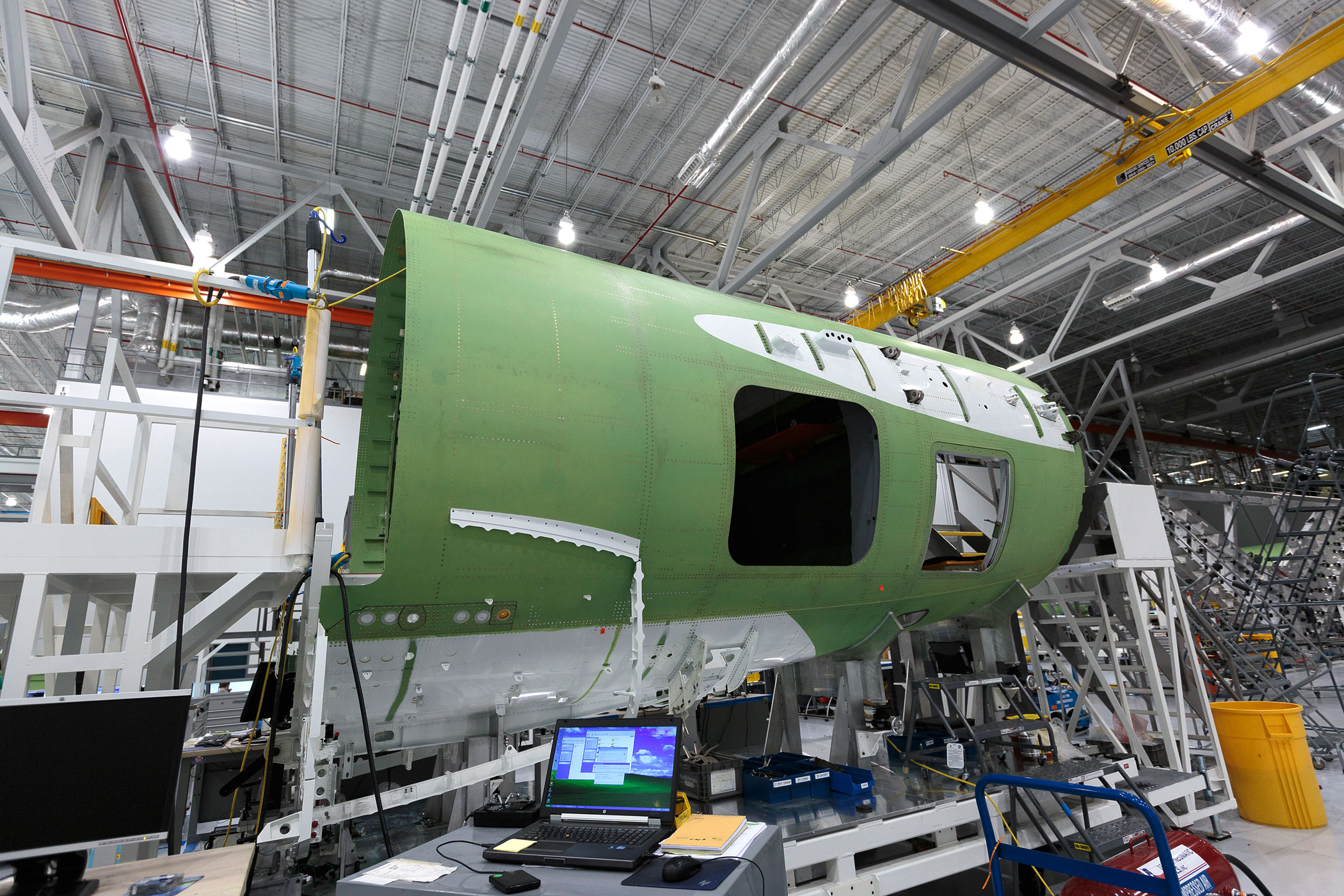 Gulfstream Expansion Spurs Production Evolution Business