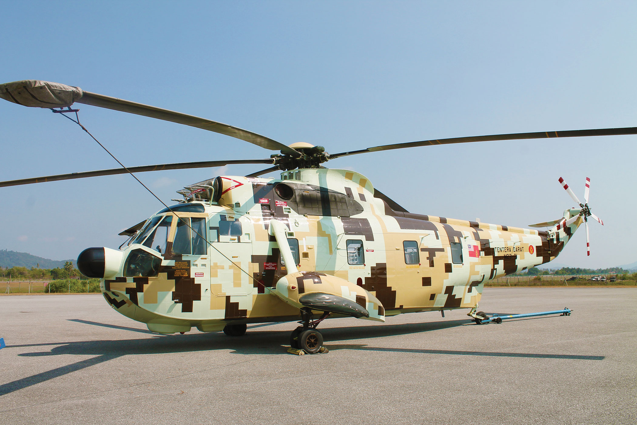 Budget Constraints Drove Helicopter Choices In Malaysia