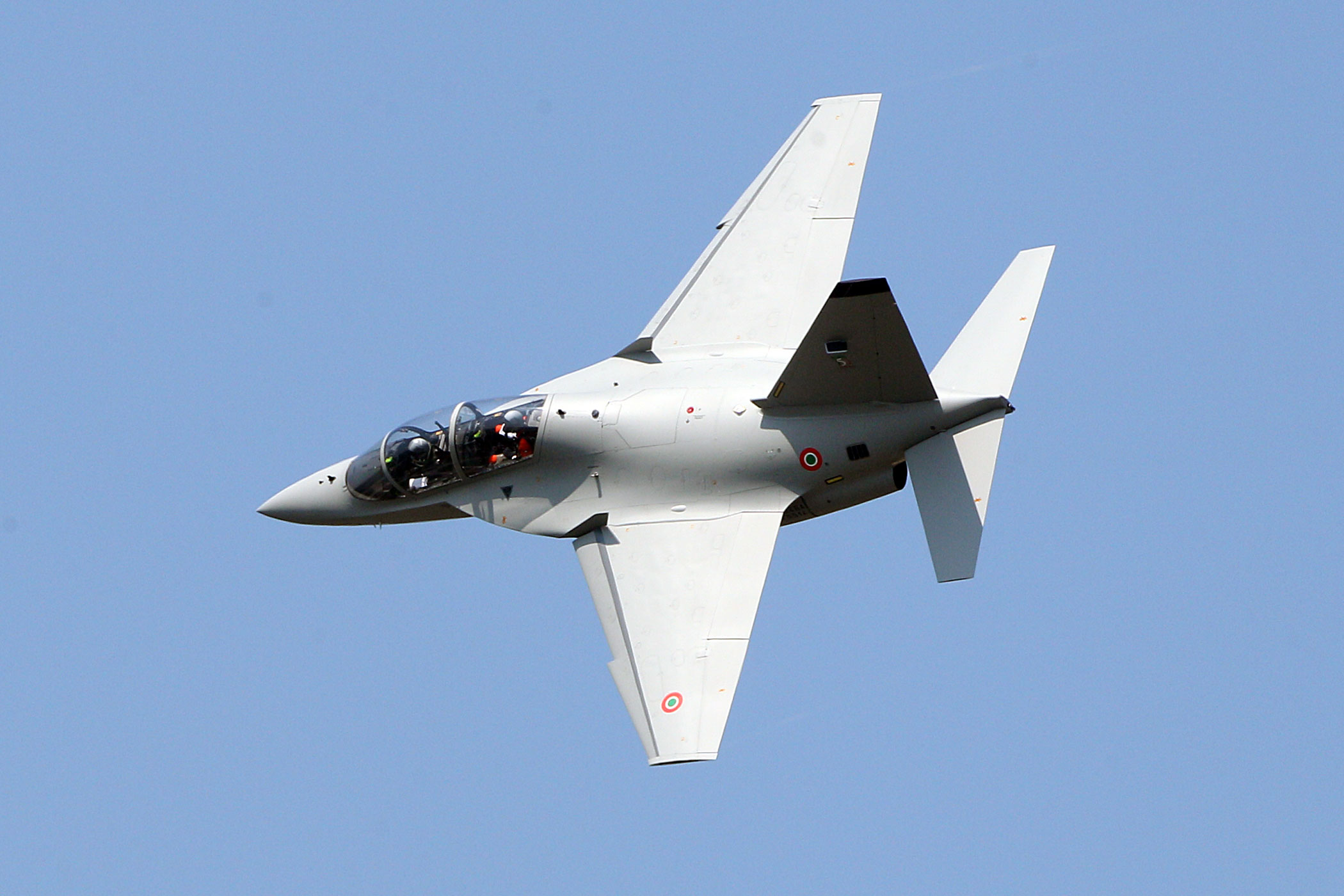 Italian Jet Trainer Finds New Cost-Saving Roles | Defense News