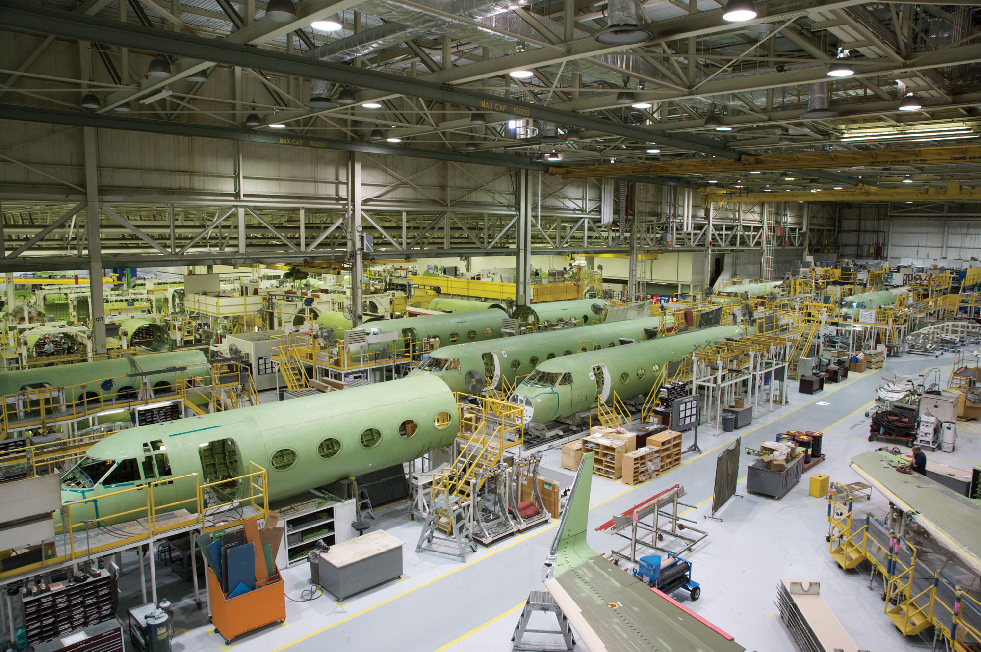 Image result for gulfstream factory