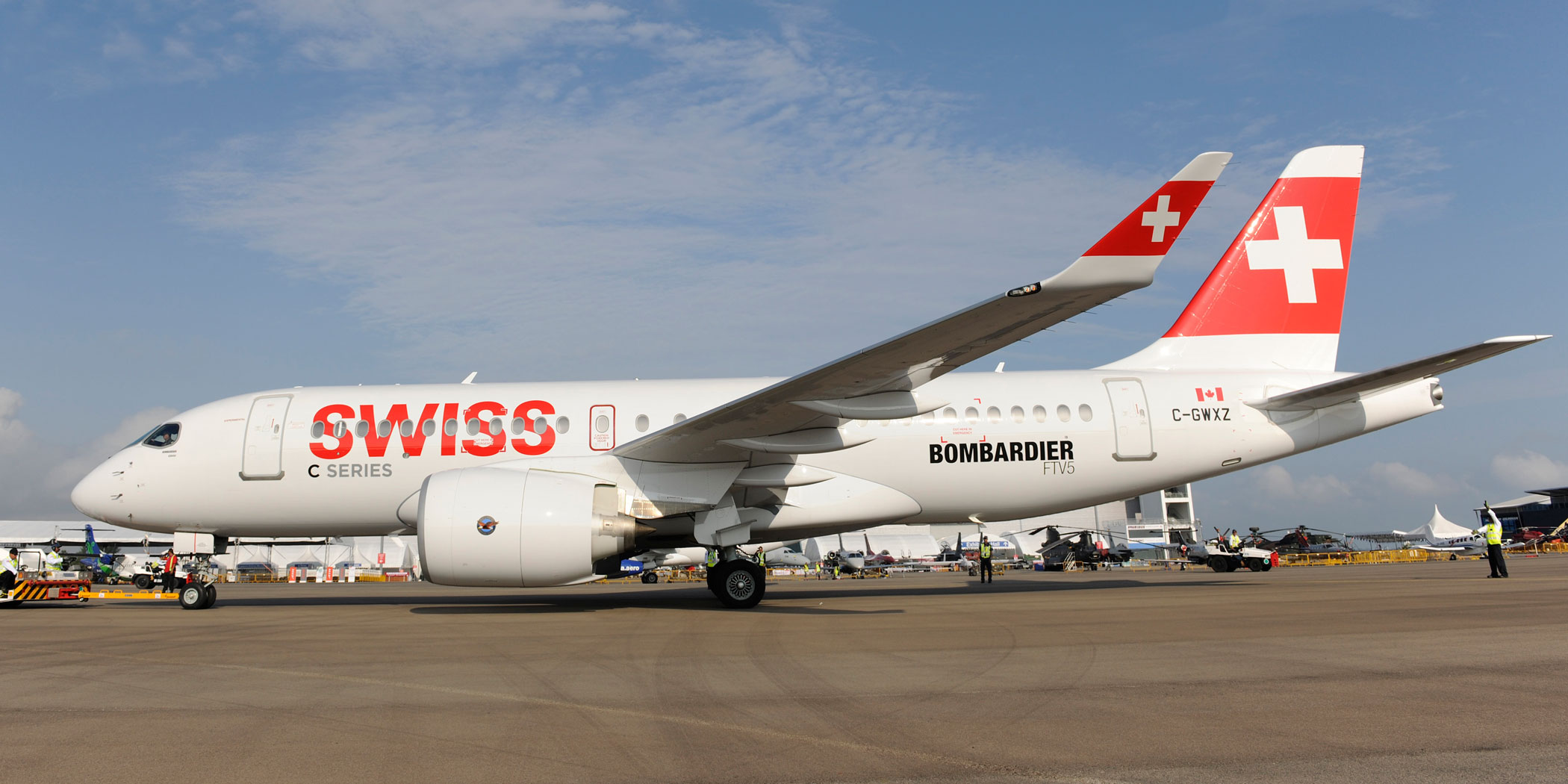 Bombardier C Series On Track for 2016 Certification ...