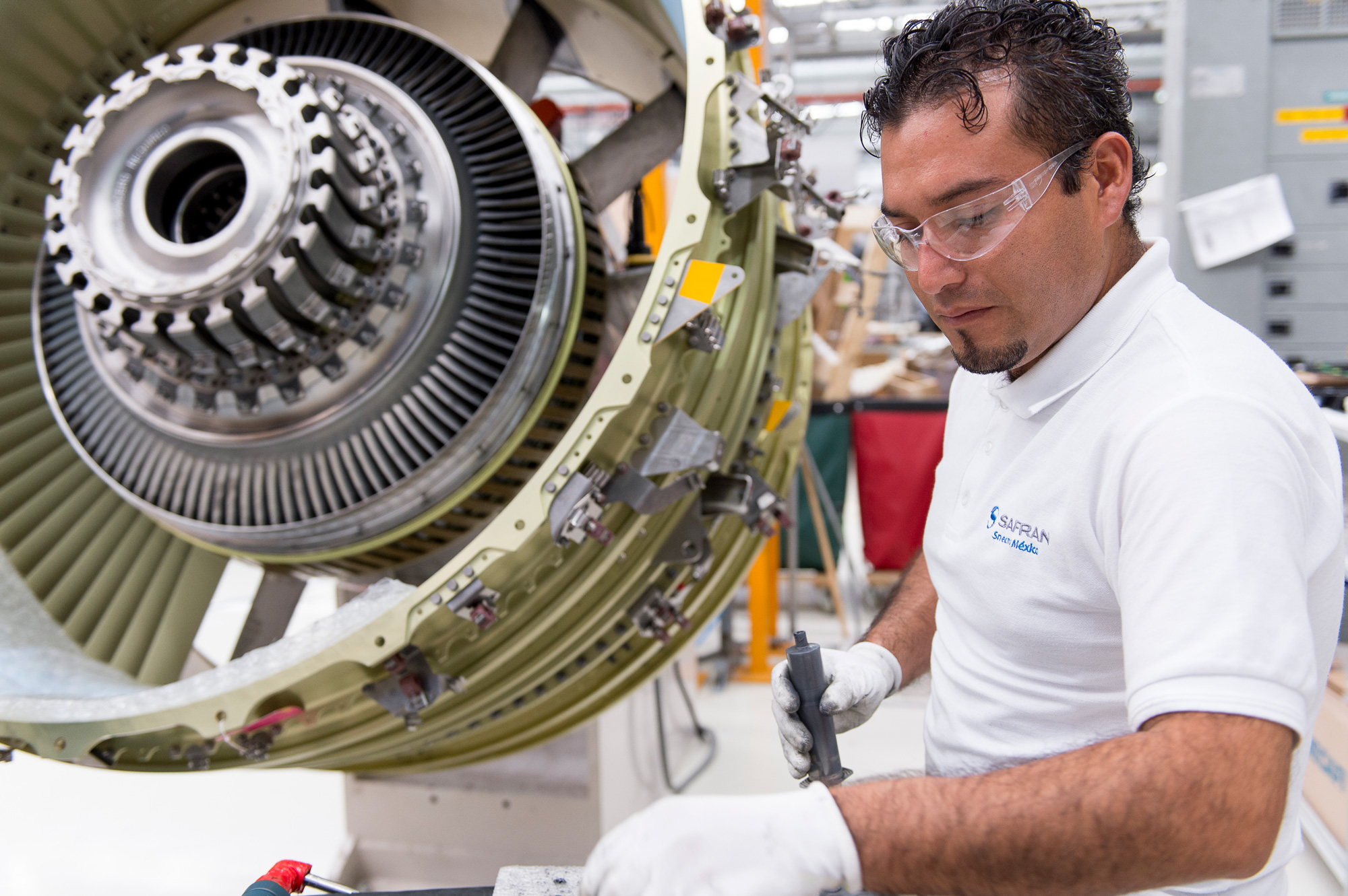 Safran Enlists Mexico To Support Massive Leap Engine