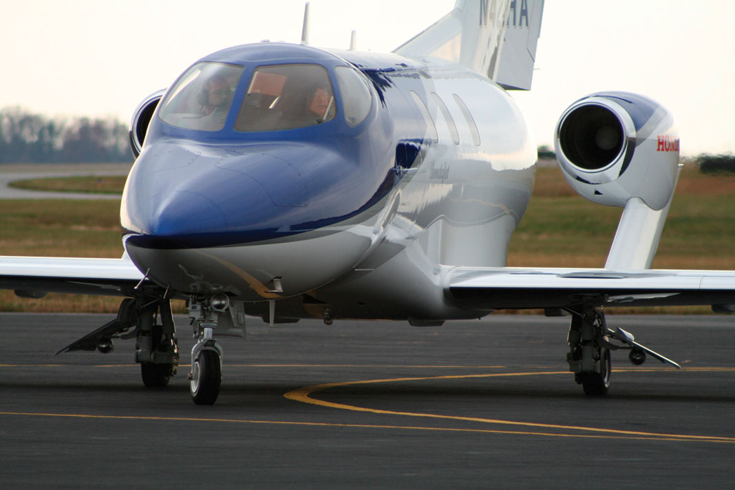 Mexico DGAC Gives Nod to HondaJet | Business Aviation News: Aviation International News