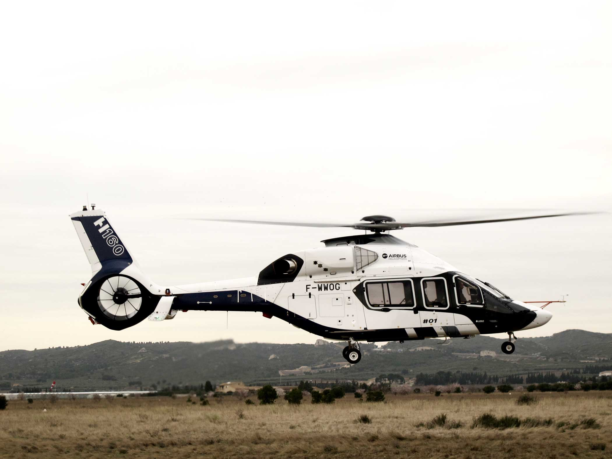 Airbus Helicopters To Unveil H160 Vip Cabin Design