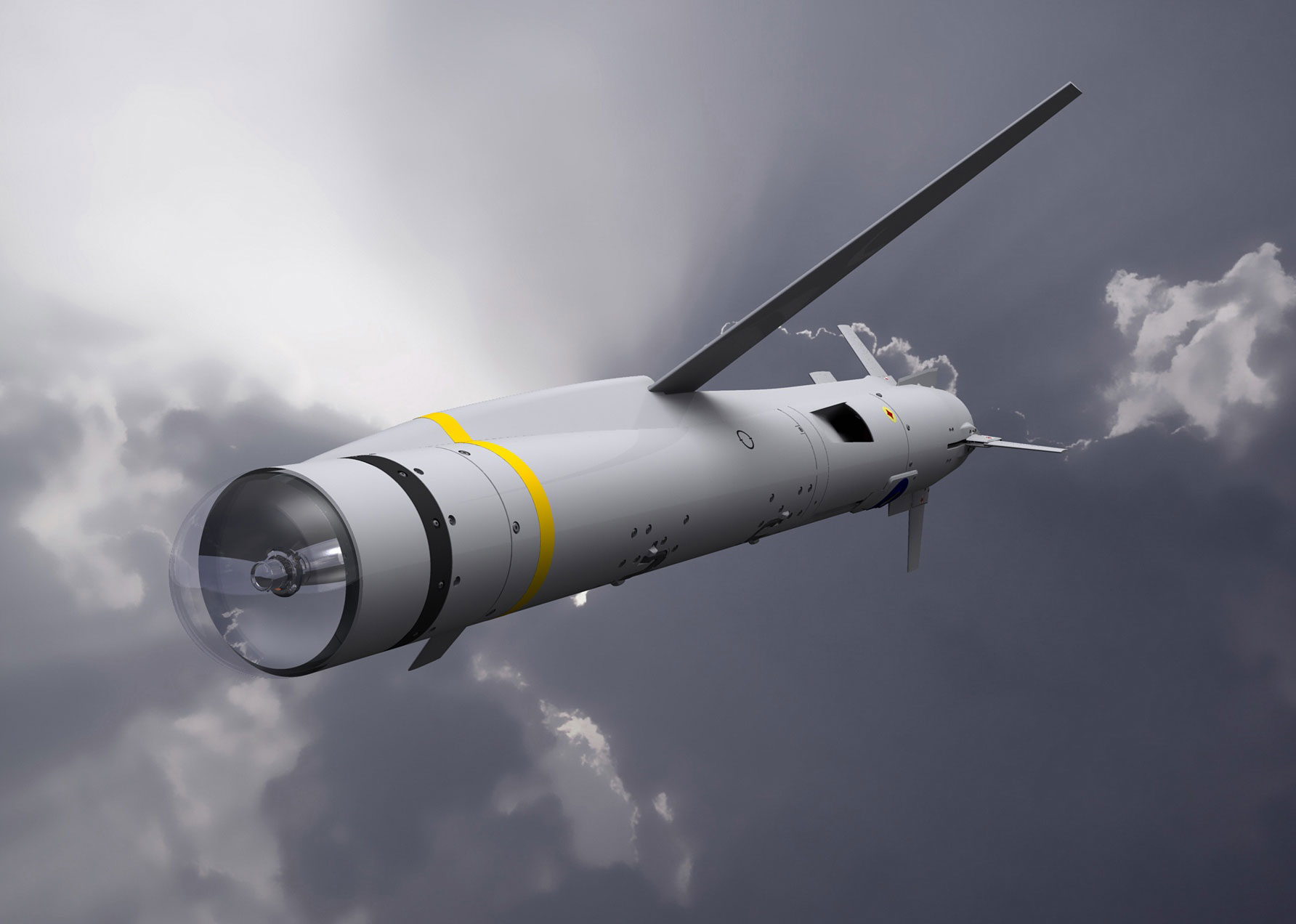 Uk Confirms Development Of New Spear Missile For F 35