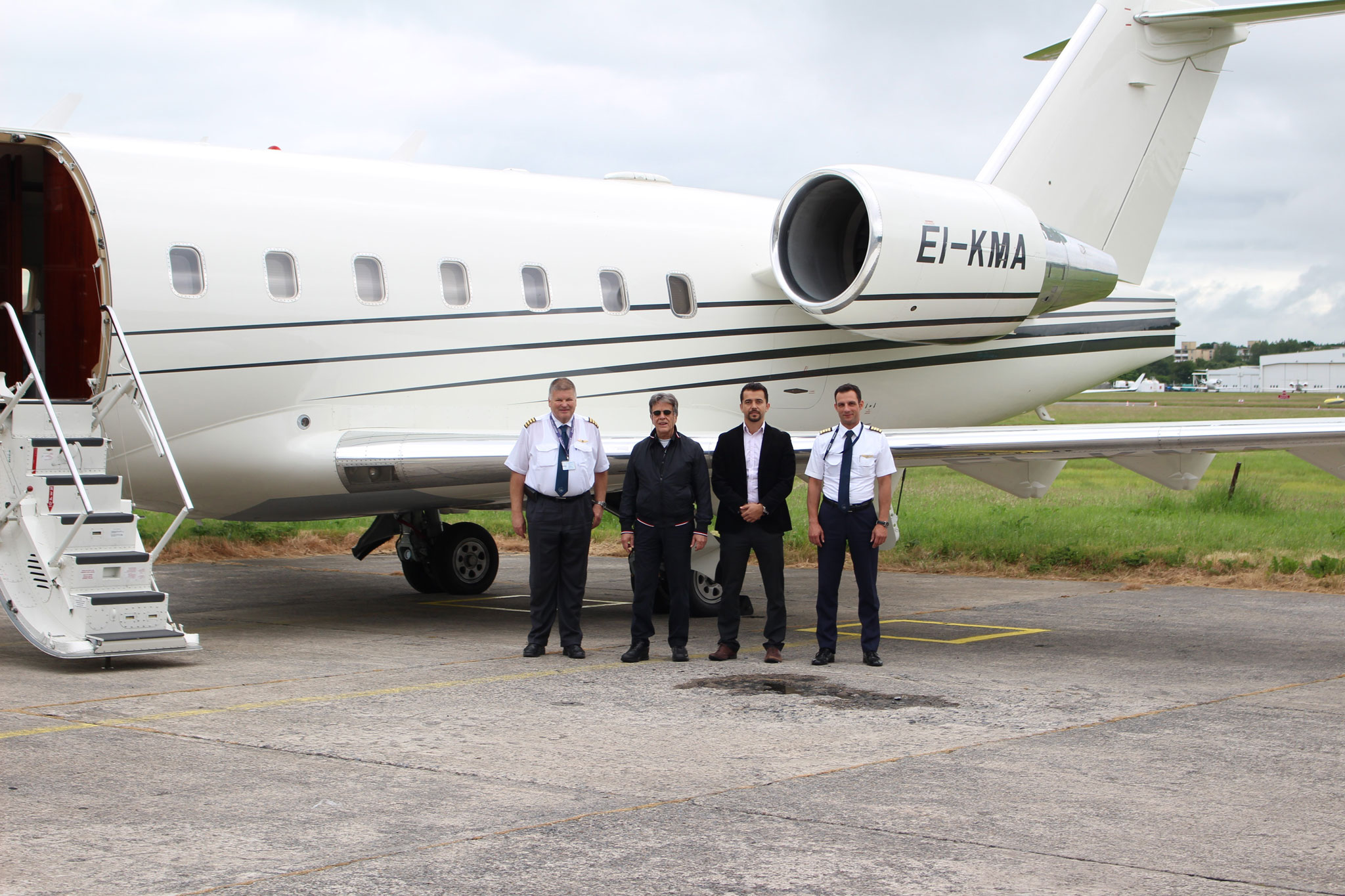 GainJet Expands into Ireland | Business Aviation News