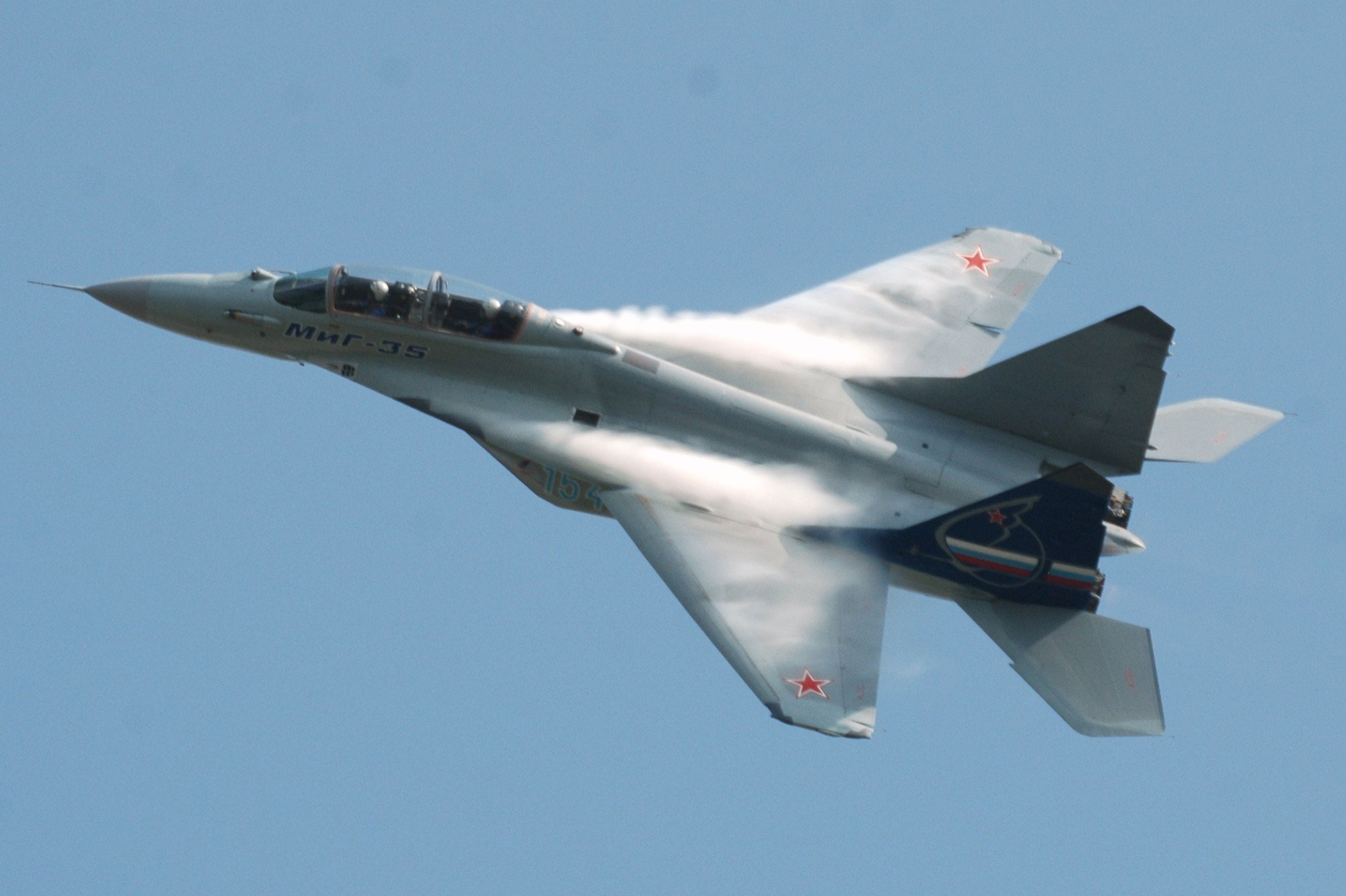 Egypt To Receive Advanced Fulcrum Fighters from MiG
