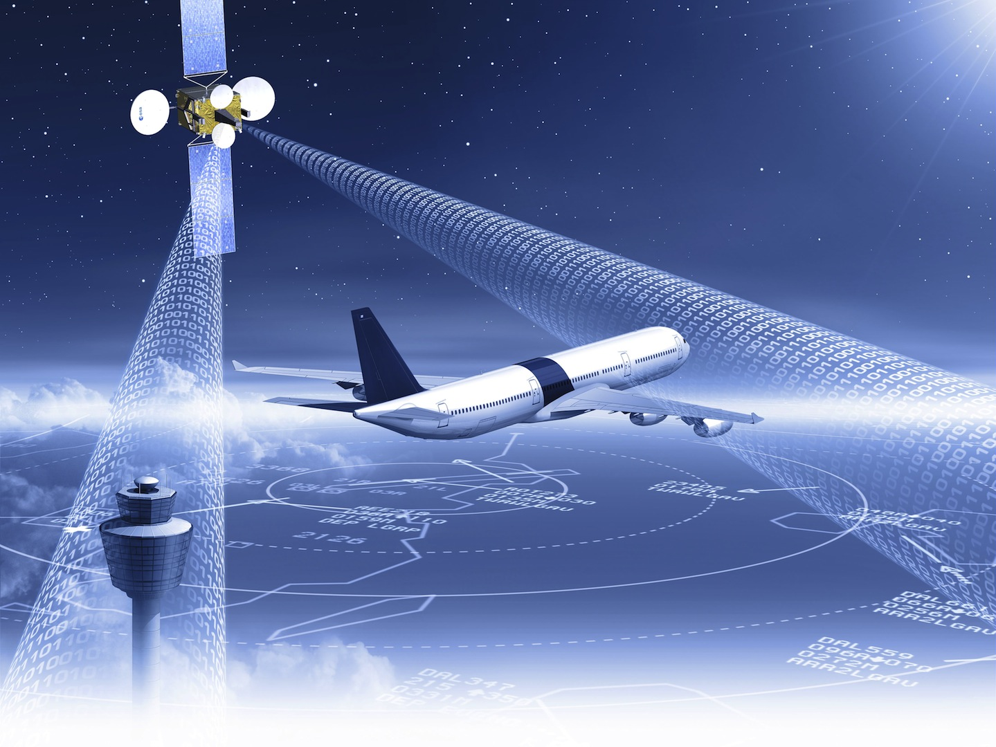 Airbus Certifies New Swiftbroadband Safety For A320s