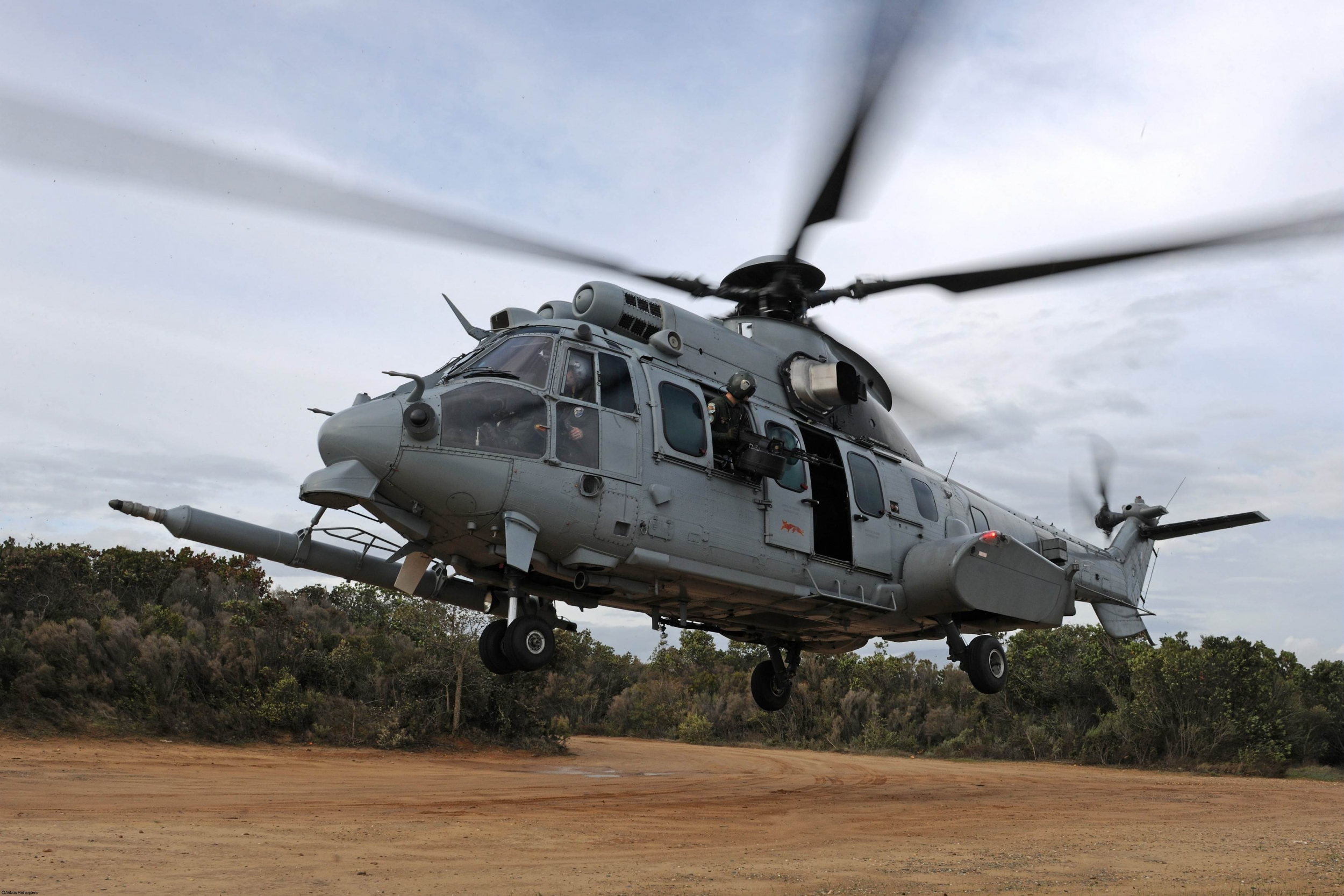 Military Vehicals For Sale >> Kuwait Signs Contract for 30 H225M Caracal Helicopters | Defense News: Aviation International News