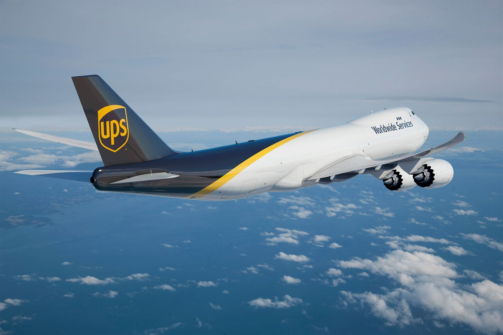 ups orders 14 boeing 7478s air transport news aviation