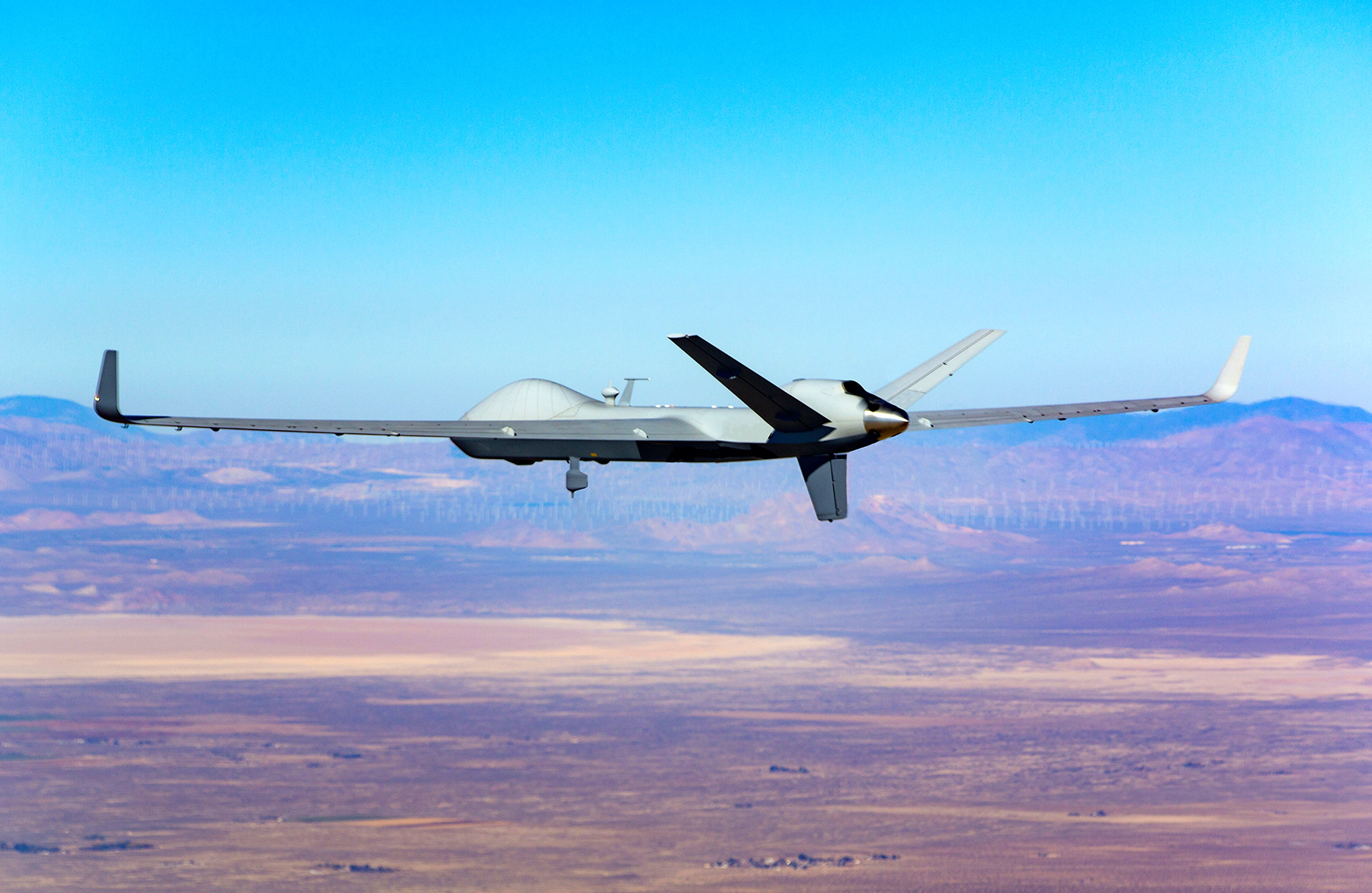 New Multi Mission Sky Guardian UAS Is More Than A Strike Drone