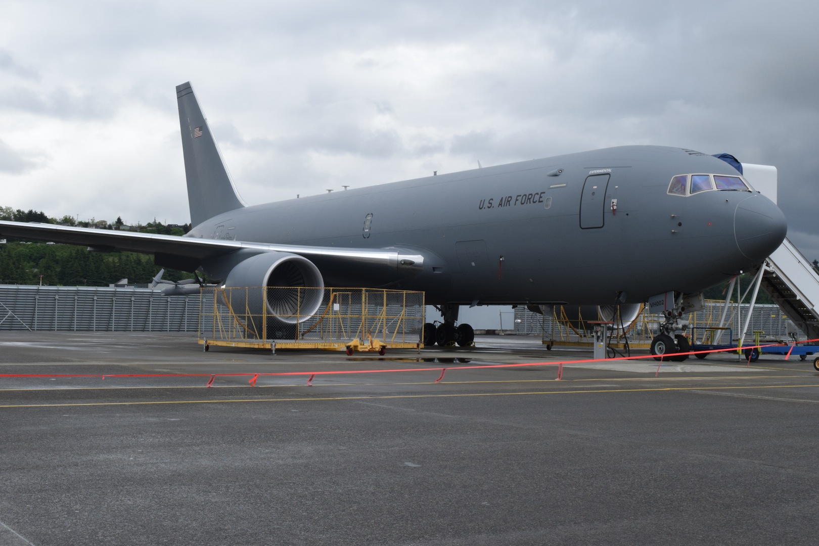 Boeing Confident Of Meeting Kc 46 Testing Delivery
