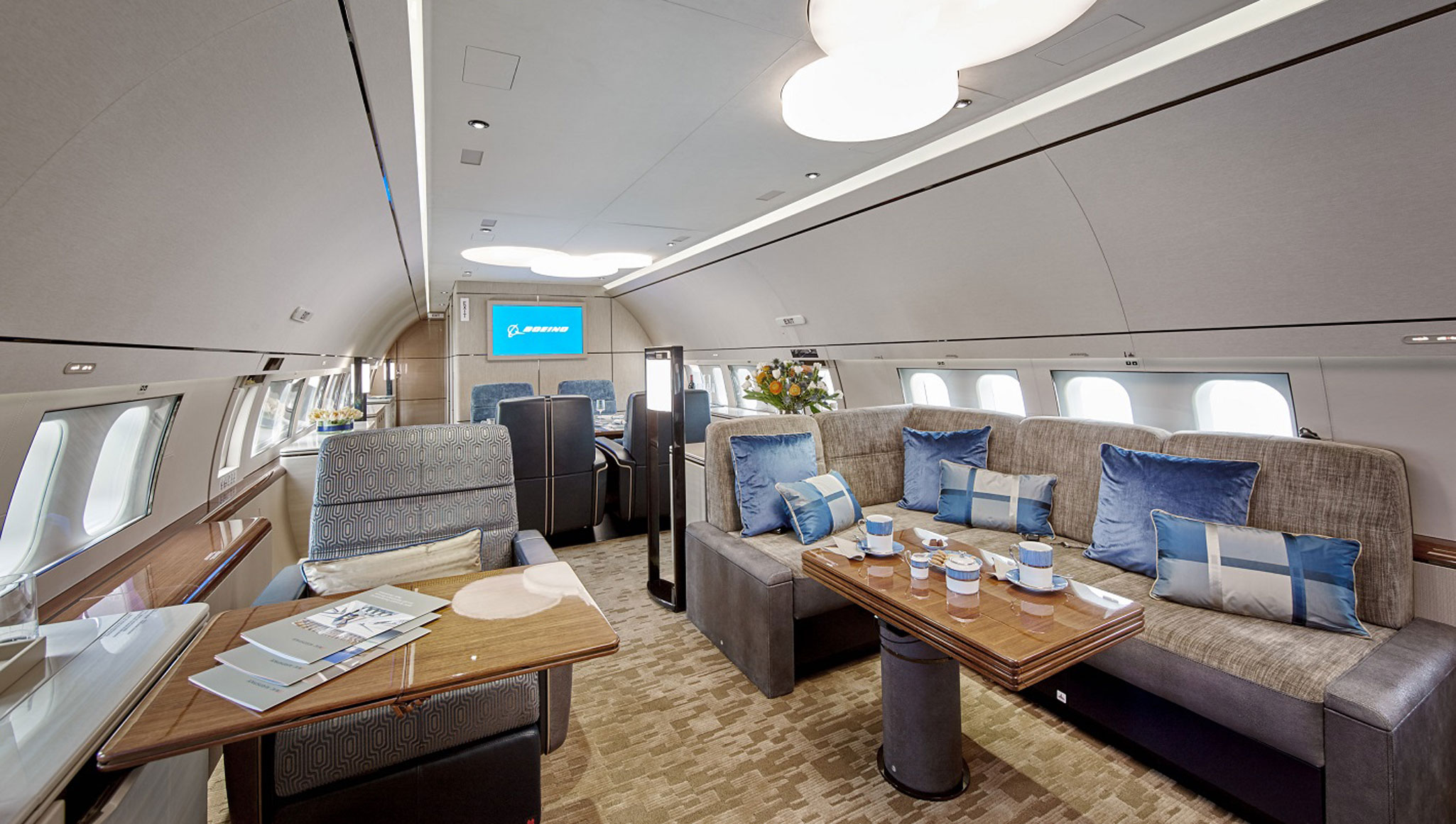 Cabin Comforts in the Spotlight | Business Aviation News