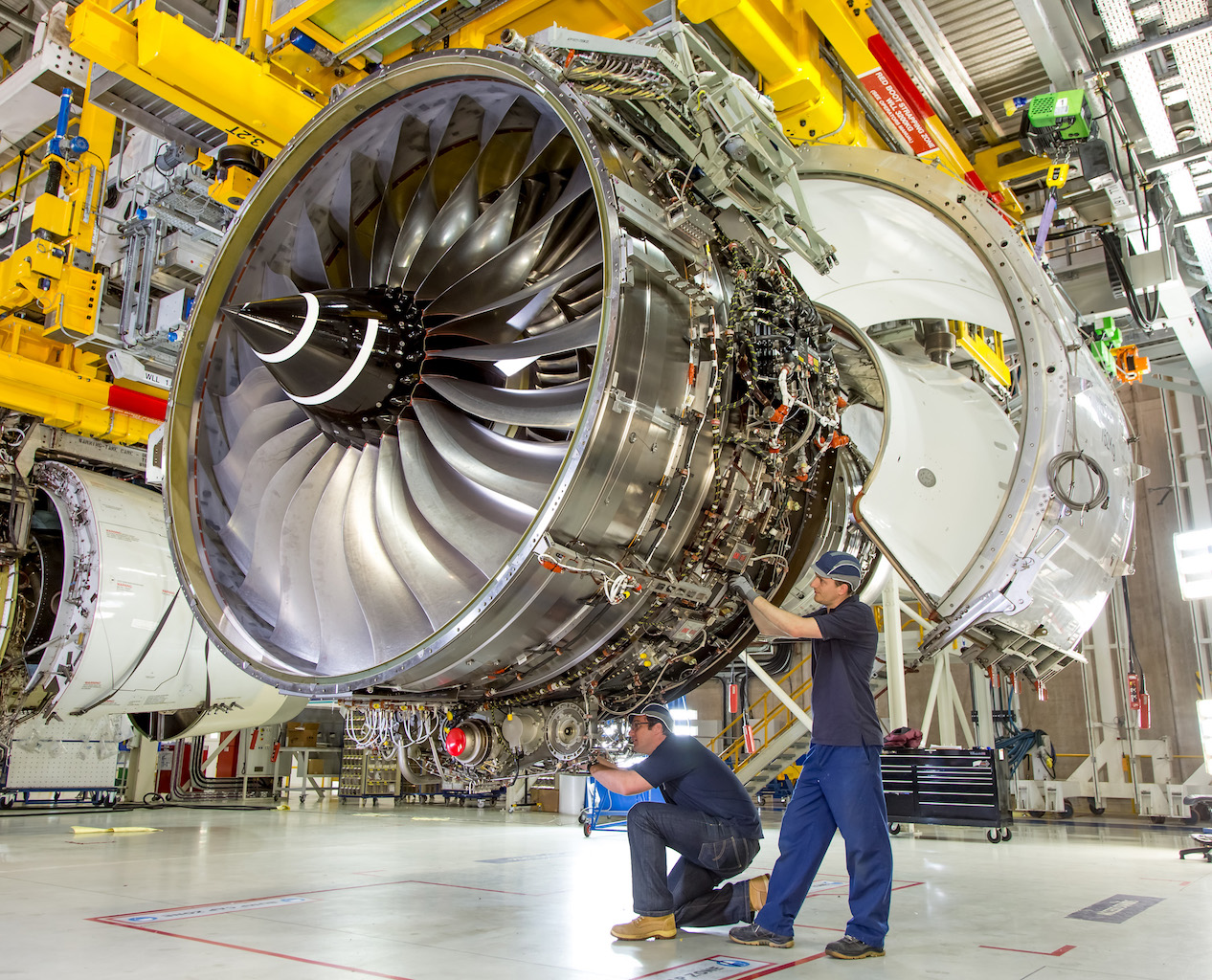 rolls royce gains easa certification for trent xwb 97 air