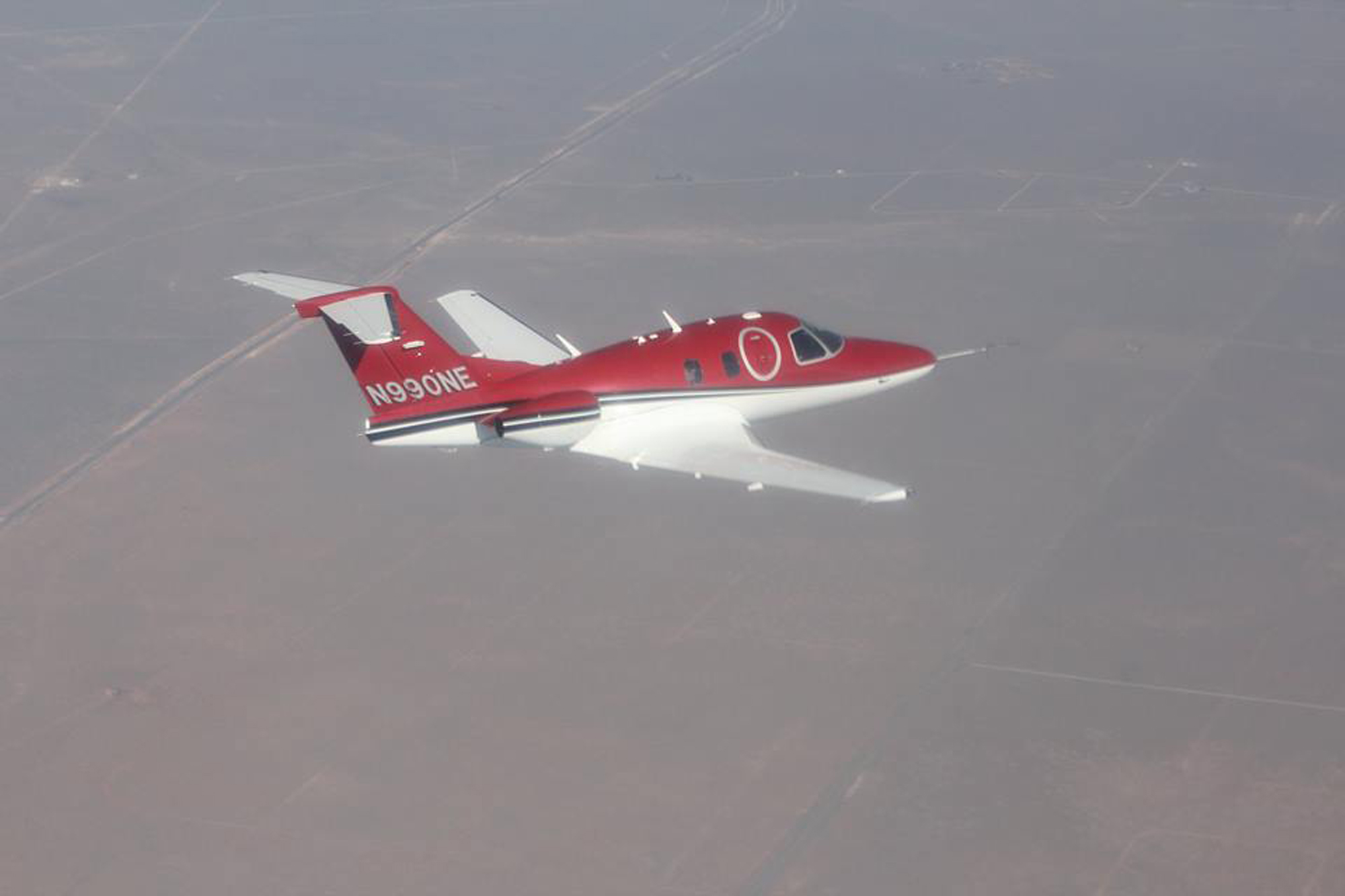 Eclipse 700 Testbed Takes Flight   Business Aviation News