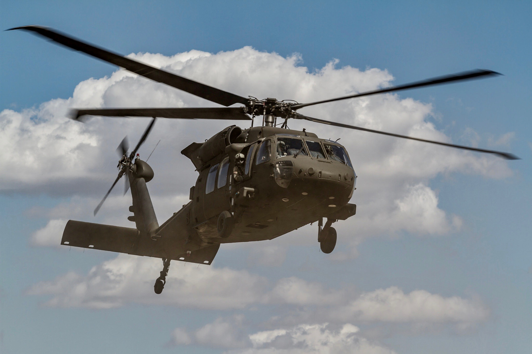 Army Confirms Black Hawk Drone Collided Over New York City