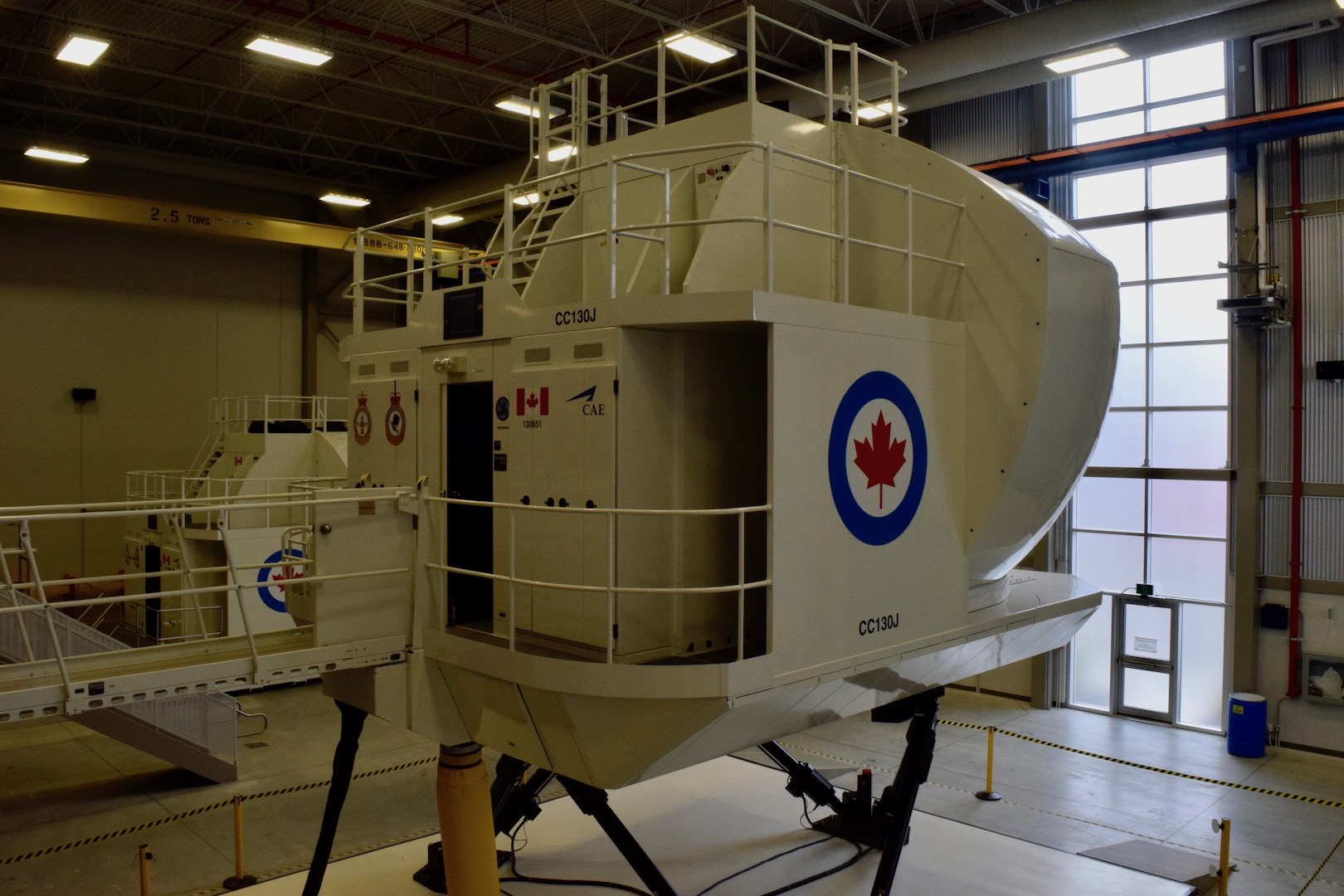 Simulation Supports Royal Canadian Air Force's Super